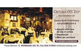 Osteria Del Zep