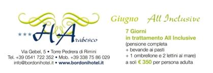 Hotel Arabesco
